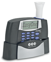 Spirometry- EasyOne Plus DX System w/ Color Inkjet Printer