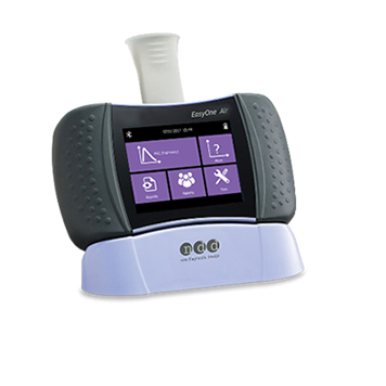 Spirometry: EasyOne Air Portable & PC Spirometer